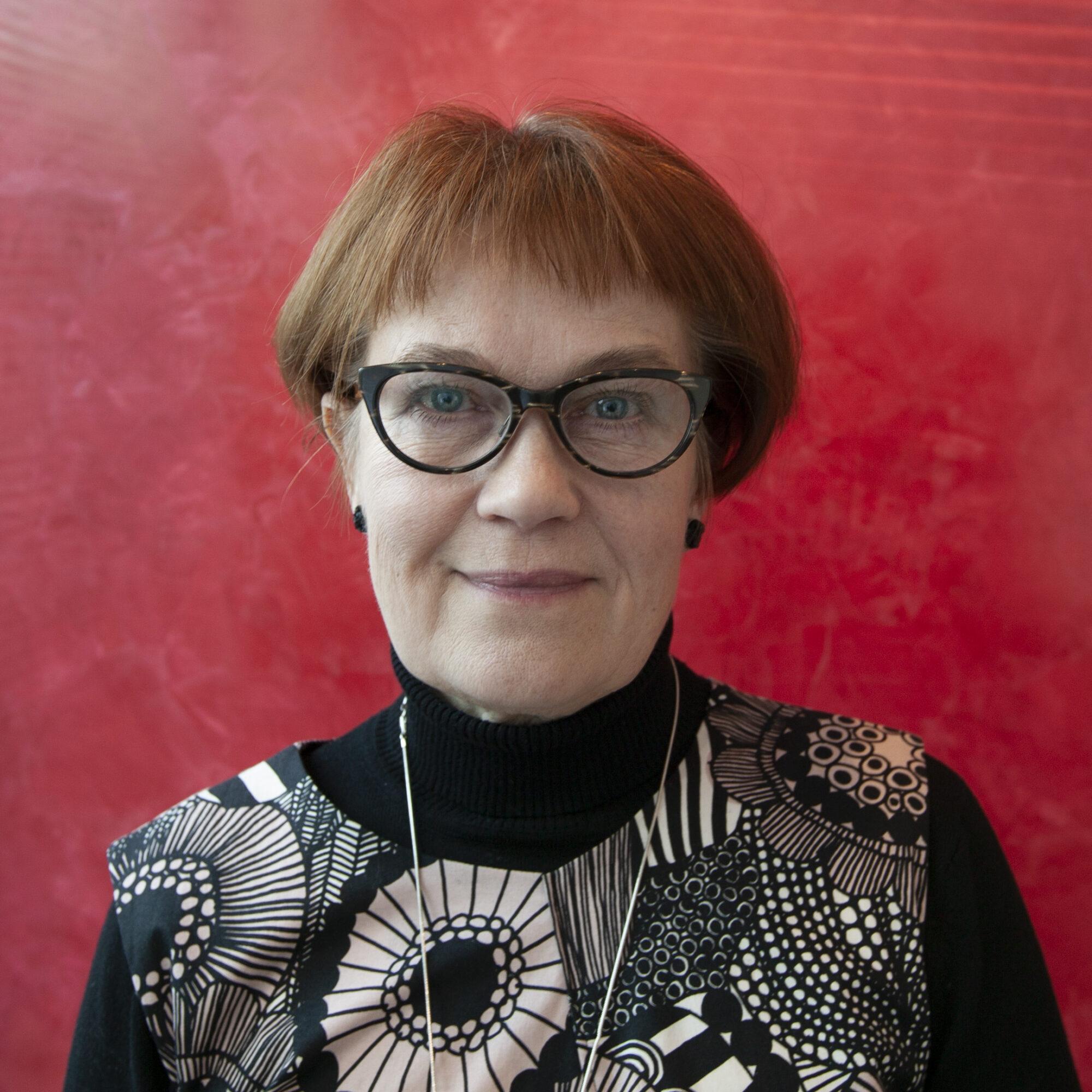 Katja Hedberg.